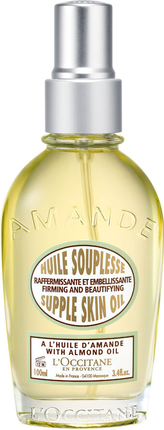 Almond Supple Oil 100ml