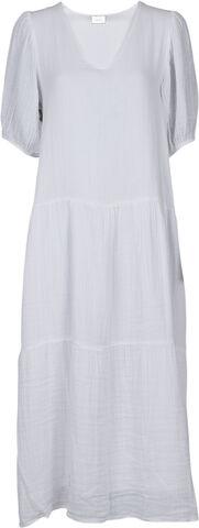 Denny Gauze Dress
