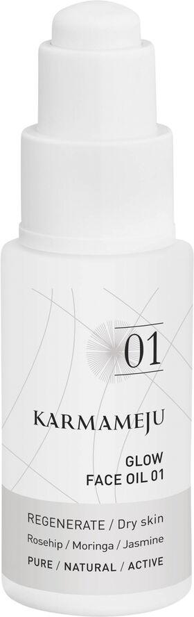 GLOW Face Oil 01 40 ml.