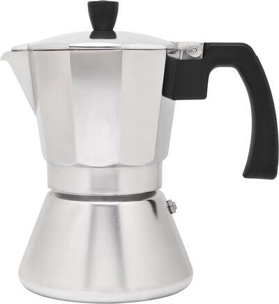 Tivoli espressokande aluminium 6 kopper H18cm