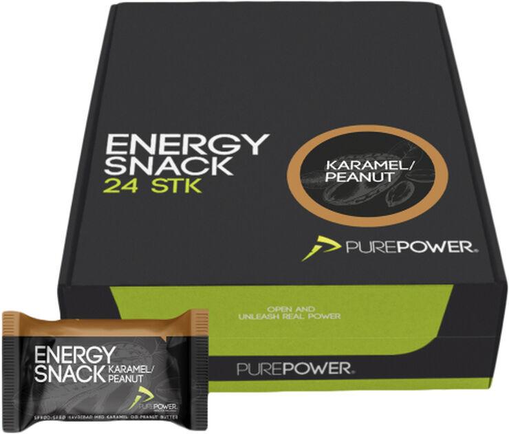 Energy Snack Karamel 60 g 24 stk.