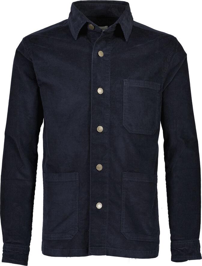 Fløjlsskjorte