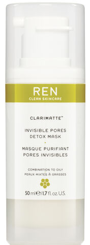 Clarimatte Invisible Pore Detox Mask 50 ml.