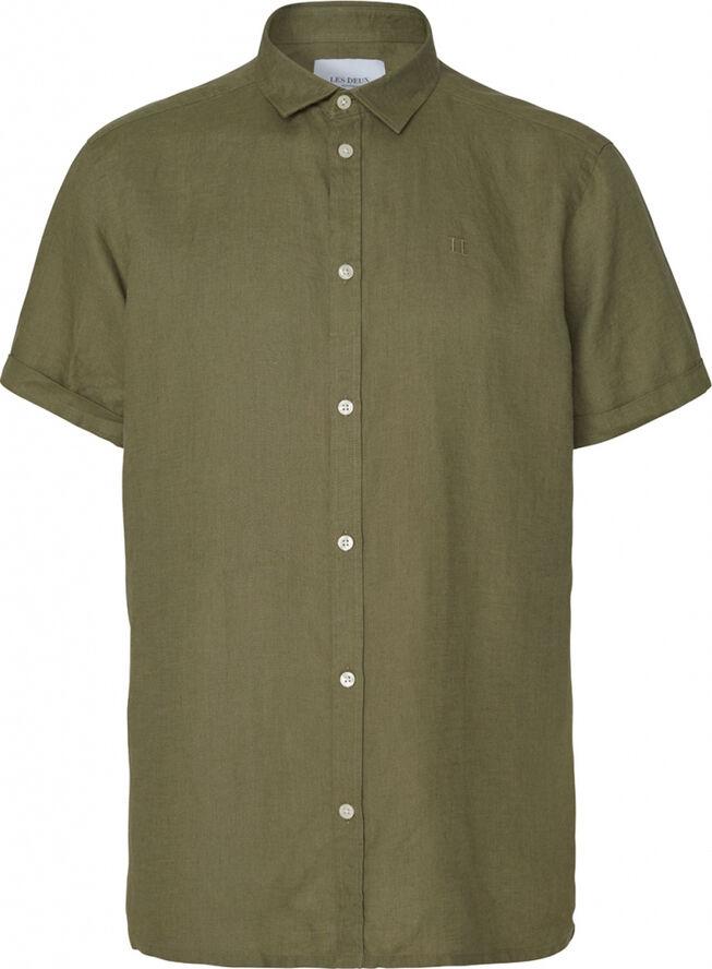 Lando Linen SS Shirt