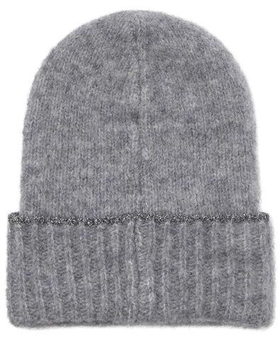 Beanie 8708 Grey/603/4 grey lurex