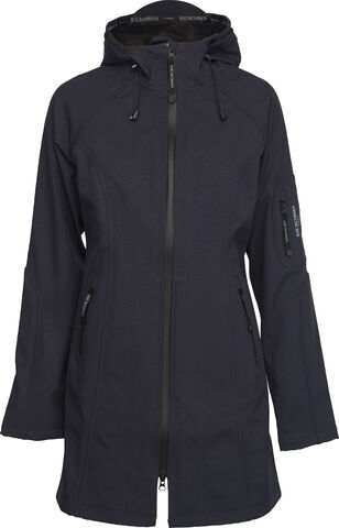 3/4 raincoat
