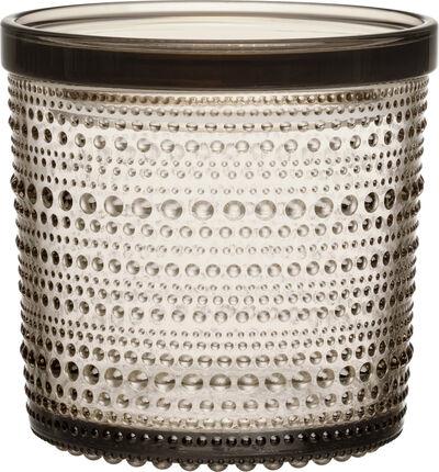 Kastehelmi krukke 11,6 x 11,4 cm - linen