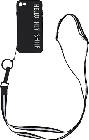 Cover with carry strap