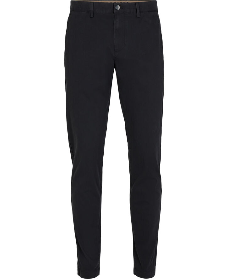 SMART 360 CHINO TAPER BLACK
