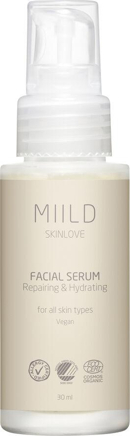 Facial serum. Repairing & Hydrating