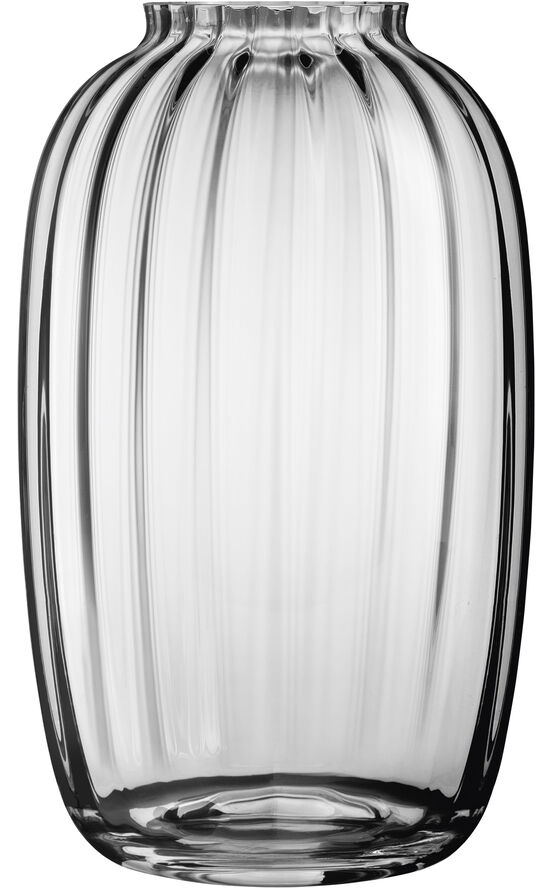 Primula Vase klar H25,5