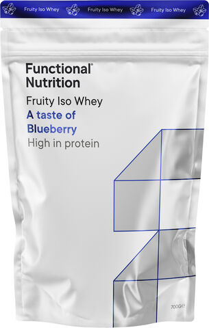 Functional Nutrition Fruity iso whey - Blueberry Juice 700g