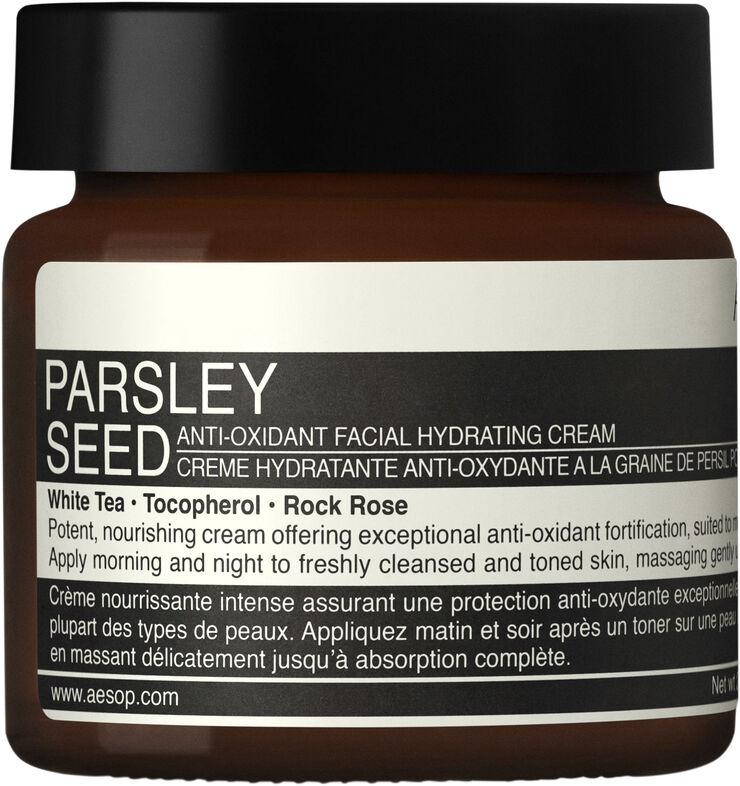 Parsley Seed Anti-Oxidant Facial Cream