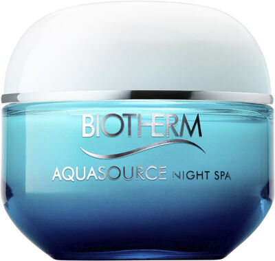 Biotherm Aquasource Night Spa Cream