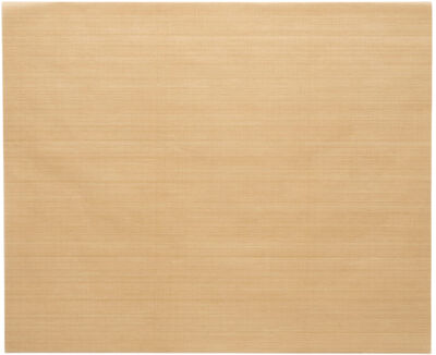 Genanvendeligt bageark brun L50cm B
