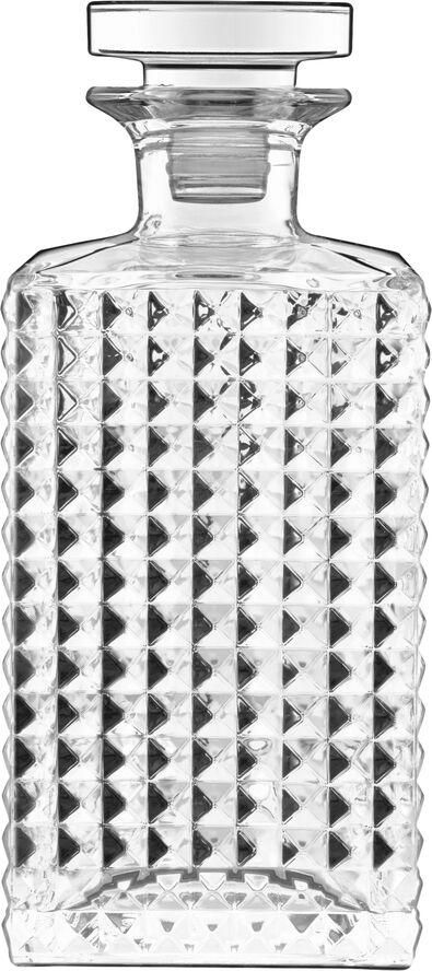 Elixir karaffel klar 75 cl L8,5cm B8,5cm H20,7cm