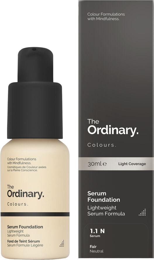 Serum Foundation