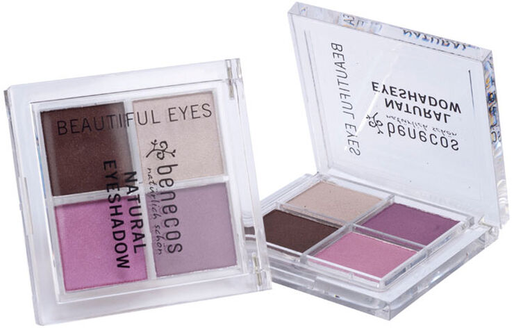 Natural Quattro Eyeshadow