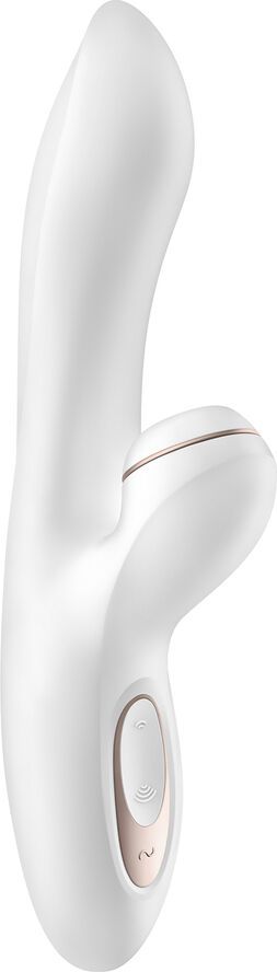 Satisfyer Pro G-Spot Rabbit lufttryk vibrator