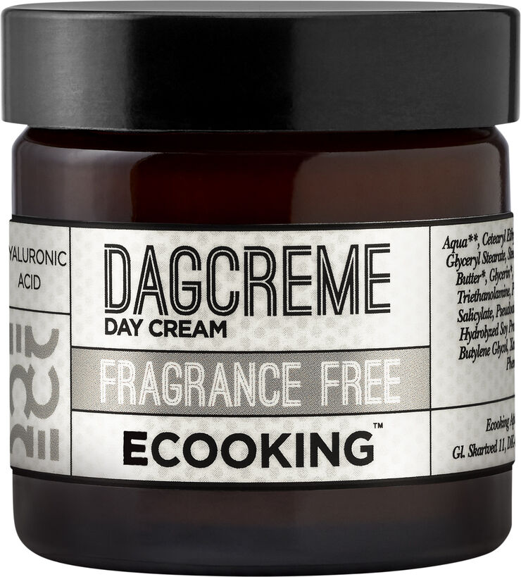 Dagcreme Parfumefri