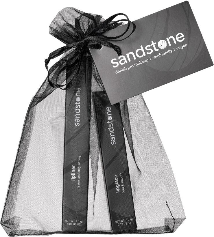 Sandstone gavepose lipgloss/lipliner Skinny Dip