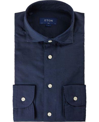 Cotton & Silk Shirt Slim fit