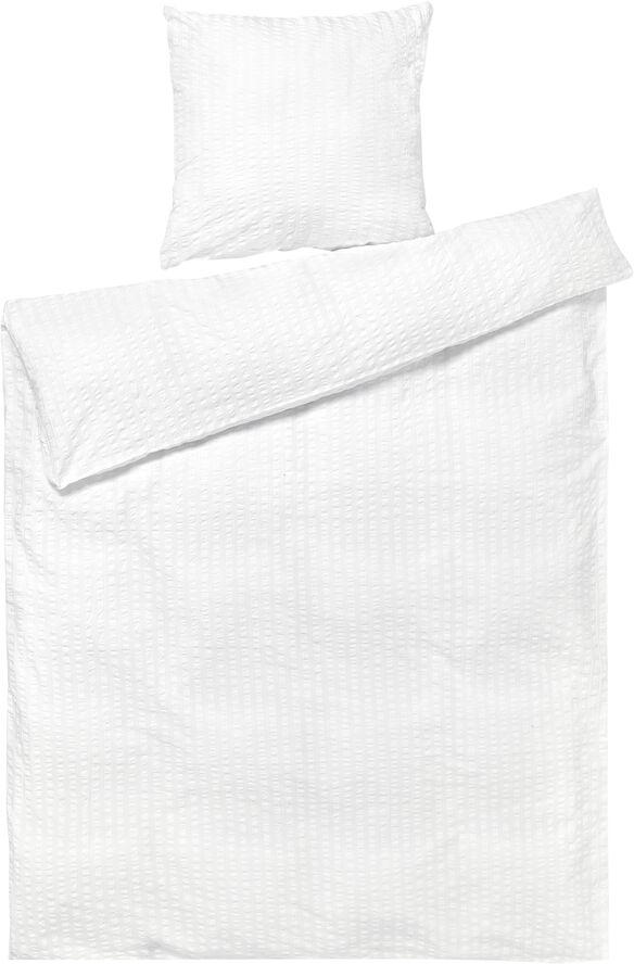 Bæk&Bølge Sengetøj hvid/hvid