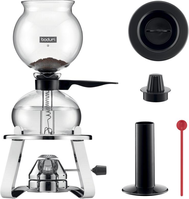 Pebo vakuum kaffebrygger 1.0 l