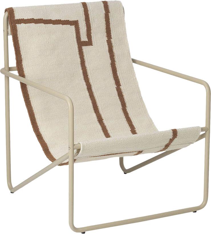 Desert Chair - Cashmere/Shape