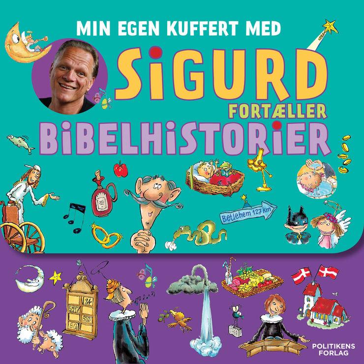 Min egen kuffert med Sigurd fortæller bibelhistorier