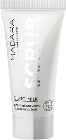 Exfoliating scrub 'Oil-To-Milk' 60 ml
