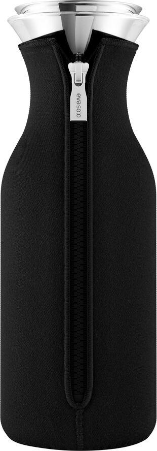 Køleskabskaraffel 1,0l black