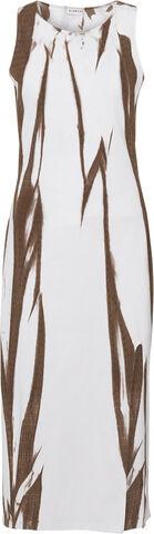 Rosa Rib Dress Tie Dye