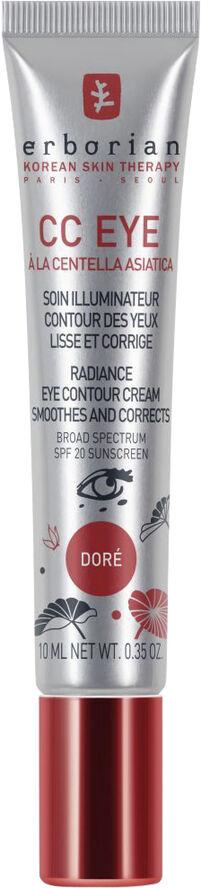 CC Crème - Eye à la Centella Asiatica