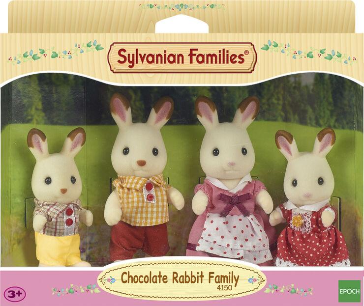 Familien Chokoladekanin