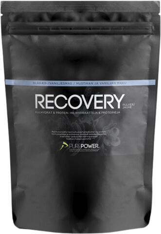 Recovery Blåbær & Vanilje 1 kg