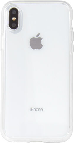 CLEAR COAT FOR IPHONE X/XS - CLEAR