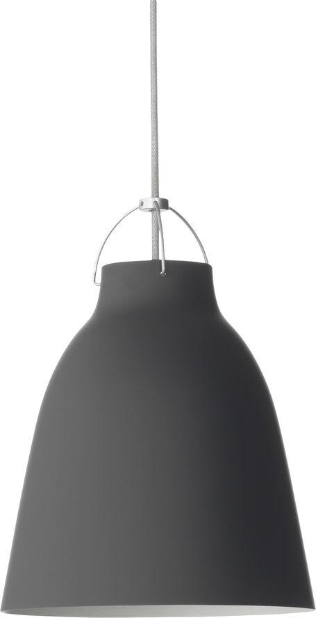 Caravaggio™ Matt P2, Black