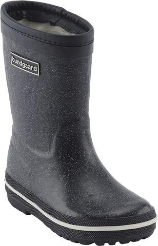 Glitter Rubber Boot Warm