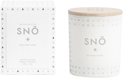 SNÖ 200gr Scented Candle
