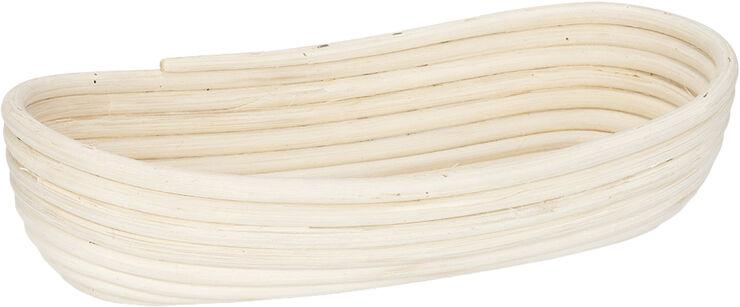 Hævekurv oval, L28cm B13cm