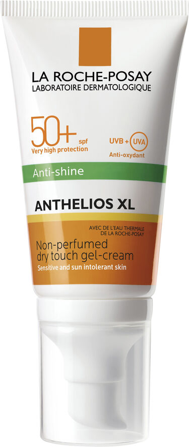 Anthelios Xl Dry Touch Solcreme Ansigt Spf 50+, 50 ml.