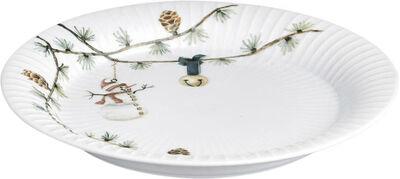 Hammershøi Jul Tallerken 22 cm