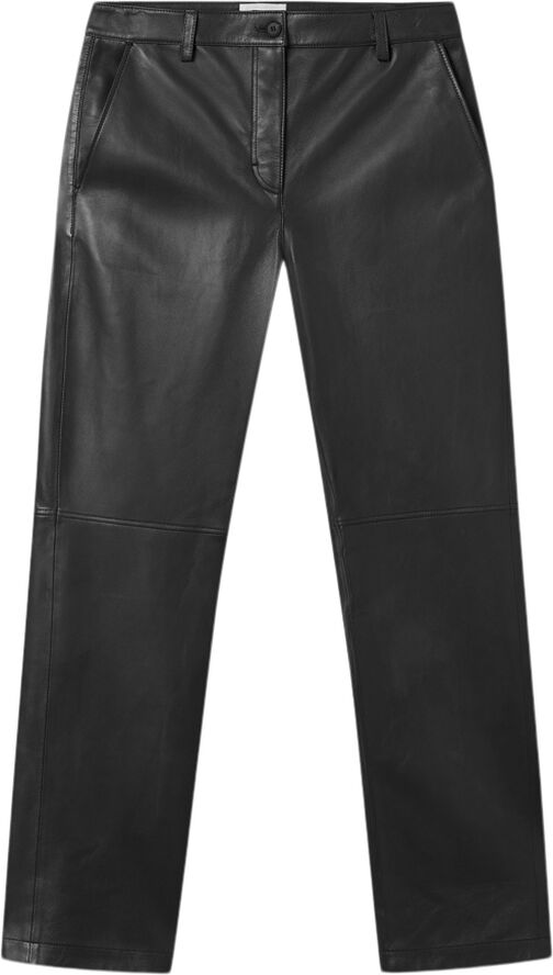 Fiona leather trousers
