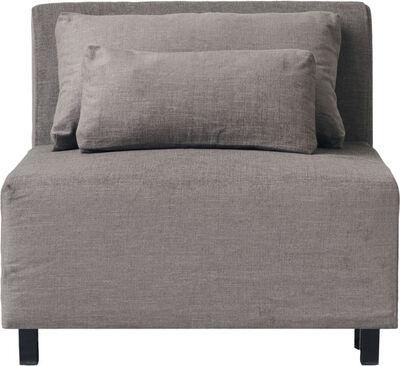 Sofa, Midtersektion, Hazel Night, Grå/Brun