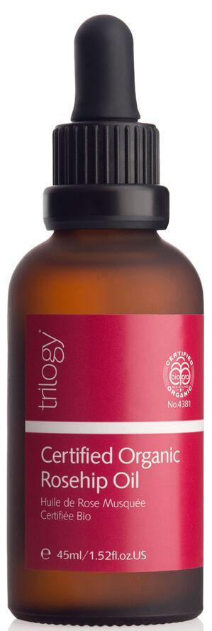 Certified Organic Rosehip Oil 45 ml.