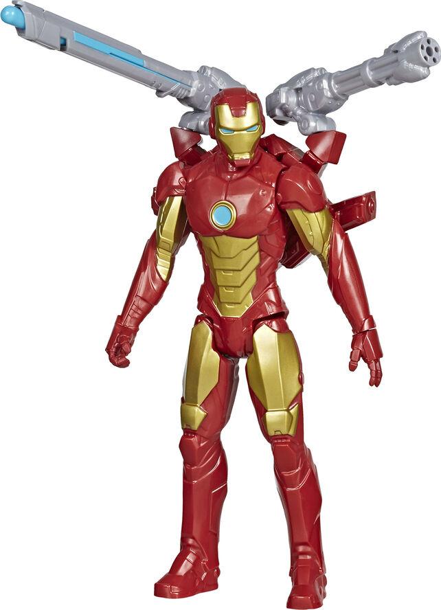 Avengers Titan Hero Blast Gear Iron Man