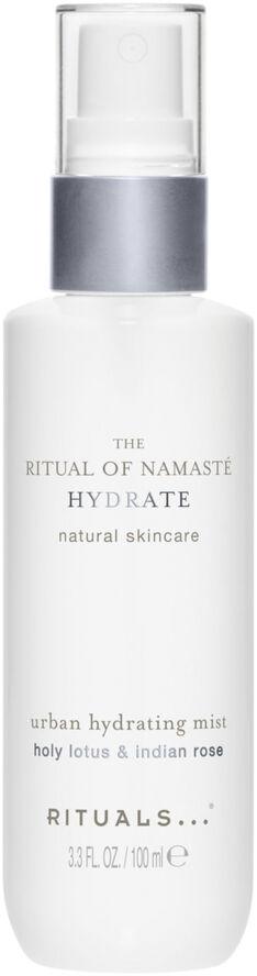 The Ritual of Namasté Urban Hydrating Mist  ansigtsspray 100 ml