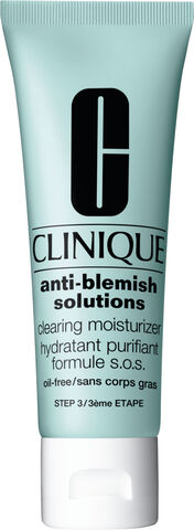Anti-Blemish Solutions Clearing Moisturizer 50 ml.