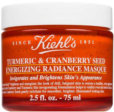Turmeric & Cranberry Seed Energizing Radiance Masque